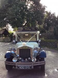 Vintage cab